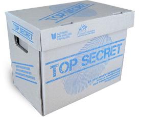 Jeu Top Secret